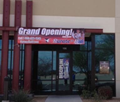 Karate Built Goodyear Location