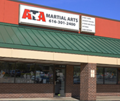 Karate Built Grand Rapids Location