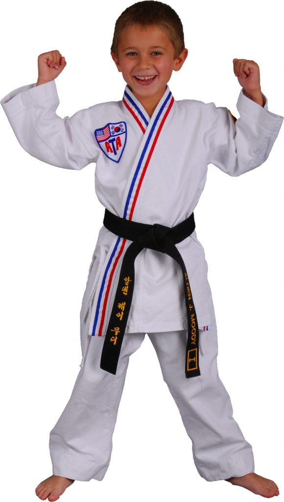 Karate Strong Kid