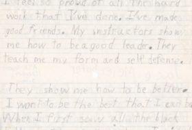Essay Dream Come True