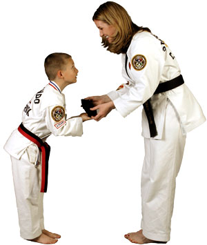 Commitment and Respect Leads To Black Belt