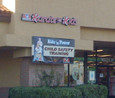 Karate Built Chandler Location