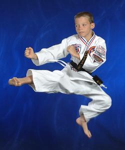 Great Jump Kick Kid