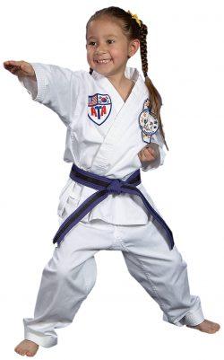 Happy Karate Kid
