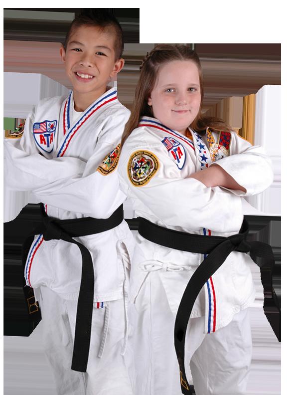 martial arts friends