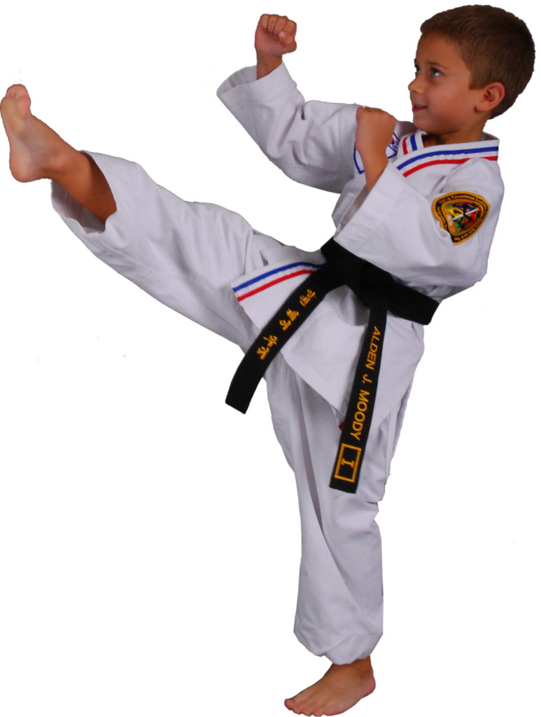 Alden Moody - started Martial Arts at 3 with a Severe diagnosis of autism