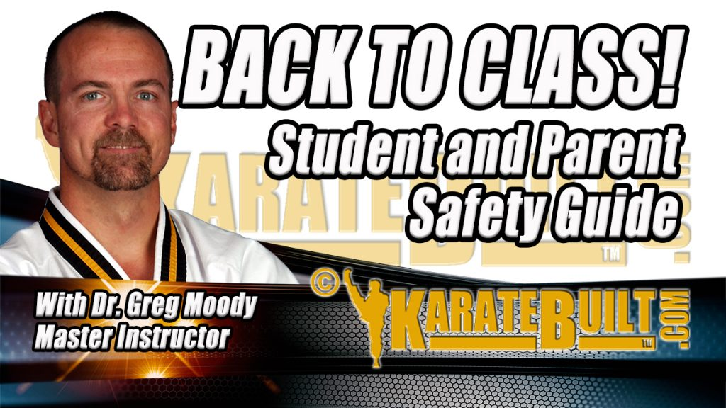 Back to Class Safety Guide