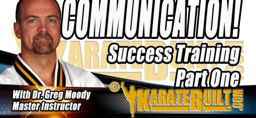 Communication Success Training Part 1
