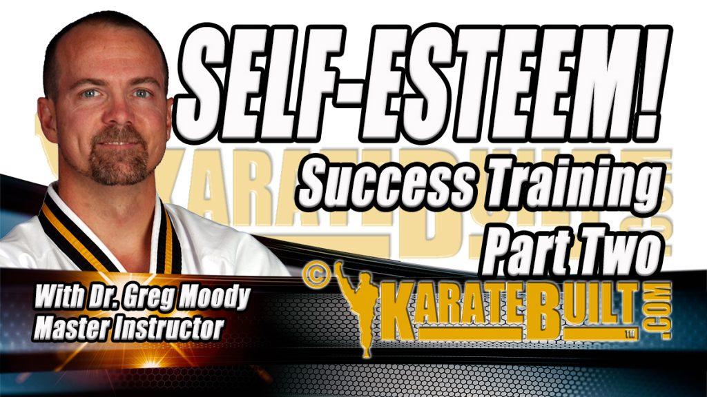 Self-Esteem Success Training Part 2