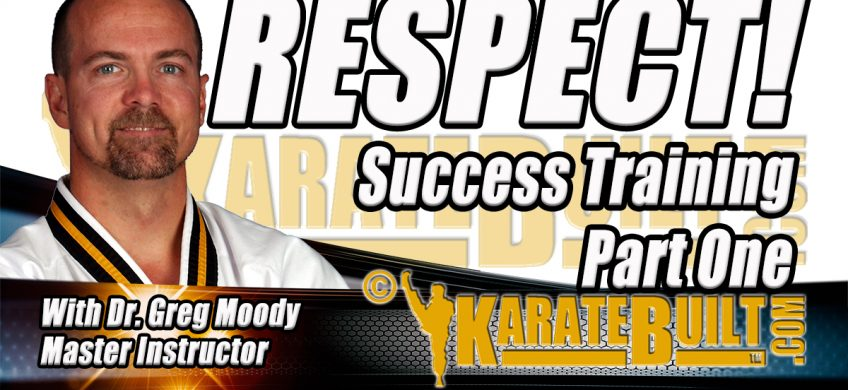 Respect Success Training Part 1
