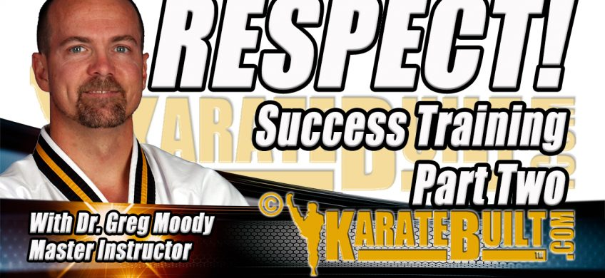 Respect Success Training Part 2