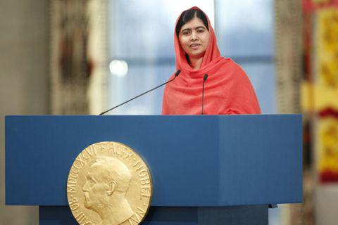 Malala Yousafzai Nobel Prize